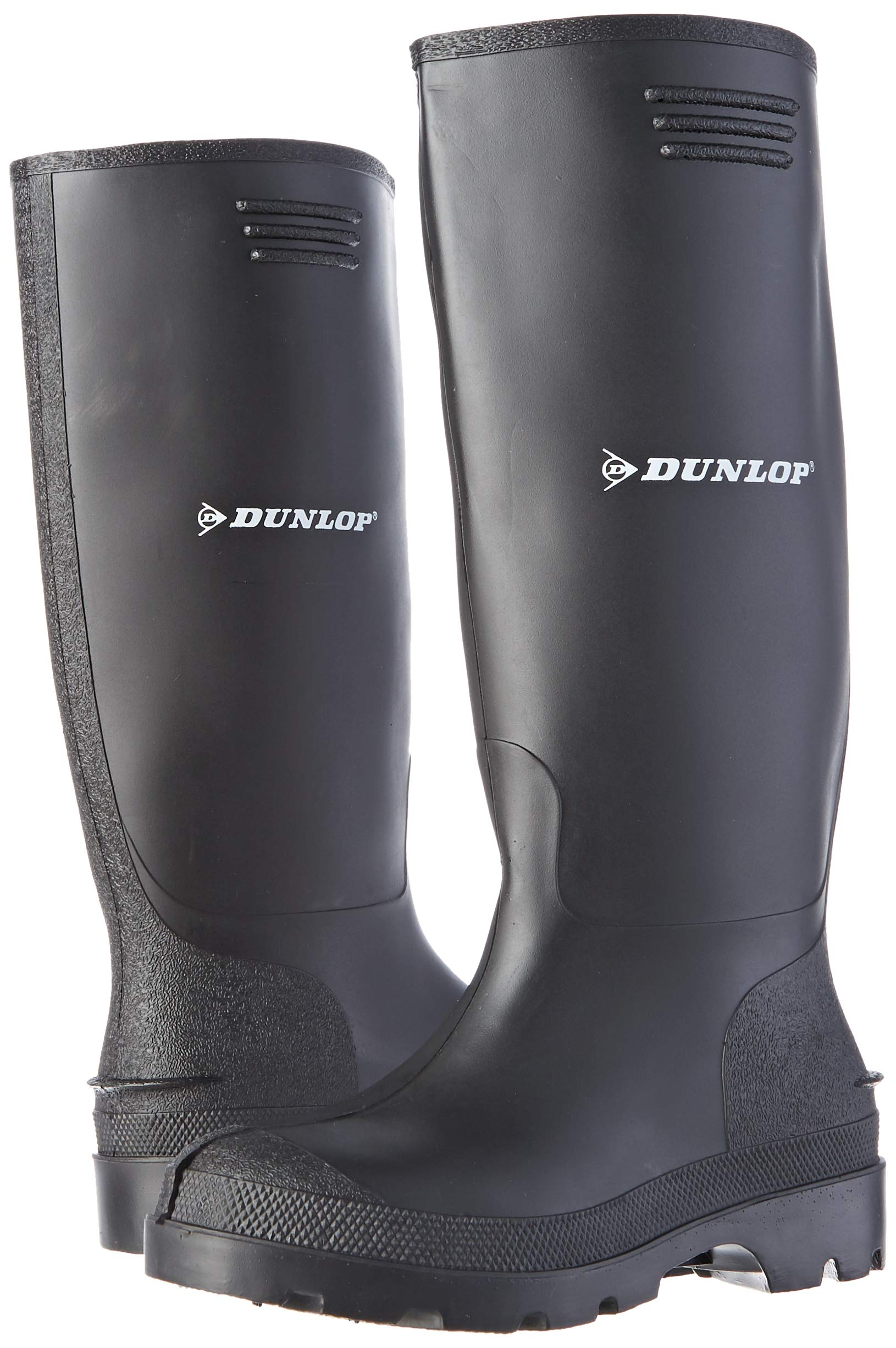 Dunlop Pricemastor PVC Welly / Mens Boots (10 UK) (Black) 5