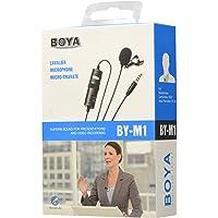 Boya BY-M01 Microphone Cravate Lavalier Omni-directionnel
