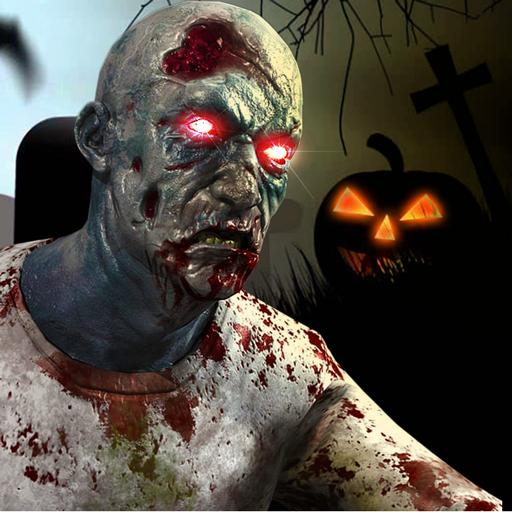 (Real zombie hunter - FPS shooting in Halloween)