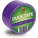Duck Tape Plakband lila - textieltape om te knutselen, te verpakken en cadeau te geven 48 mm x 9,1 m