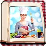 Kochbuch Bilderrahmen