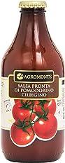 Agromonte Salsa Pronta, di Pomodorino Ciliegino senza Glutine - 330 gr