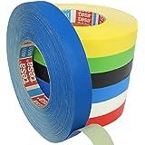 Tesa 4651 Premium geweven tape verschillende breedtes en kleuren selecteerbaar / 19 mm x 50 m blauw