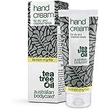 Australian Bodycare Hand Cream 100ml | Tea Tree Oil + Lemon Myrtle | Tea Tree Oil Handkräm för daglig vård av torr hud på hän