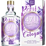 4711 Remix Lavender by 4711 Eau De Cologne Spray (Unisex) 3.4 oz / 100 ml (Men)