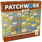 Patchwork - Asmodee - Jeu de société - Jeu de réflexion - 2 joueurs