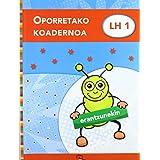 Oporretako koadernoa 1 (erantzunekin) (Oporretako koadernoak) - 9788497838825