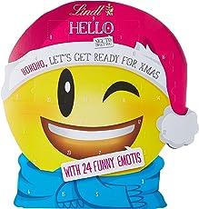 HELLO Adventskalender Mini Emoti, 1er Pack (1 x 145 g)