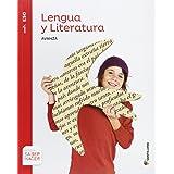 LENGUA Y LITERATURA AVANZA 1 ESO SABER HACER - 9788429475234