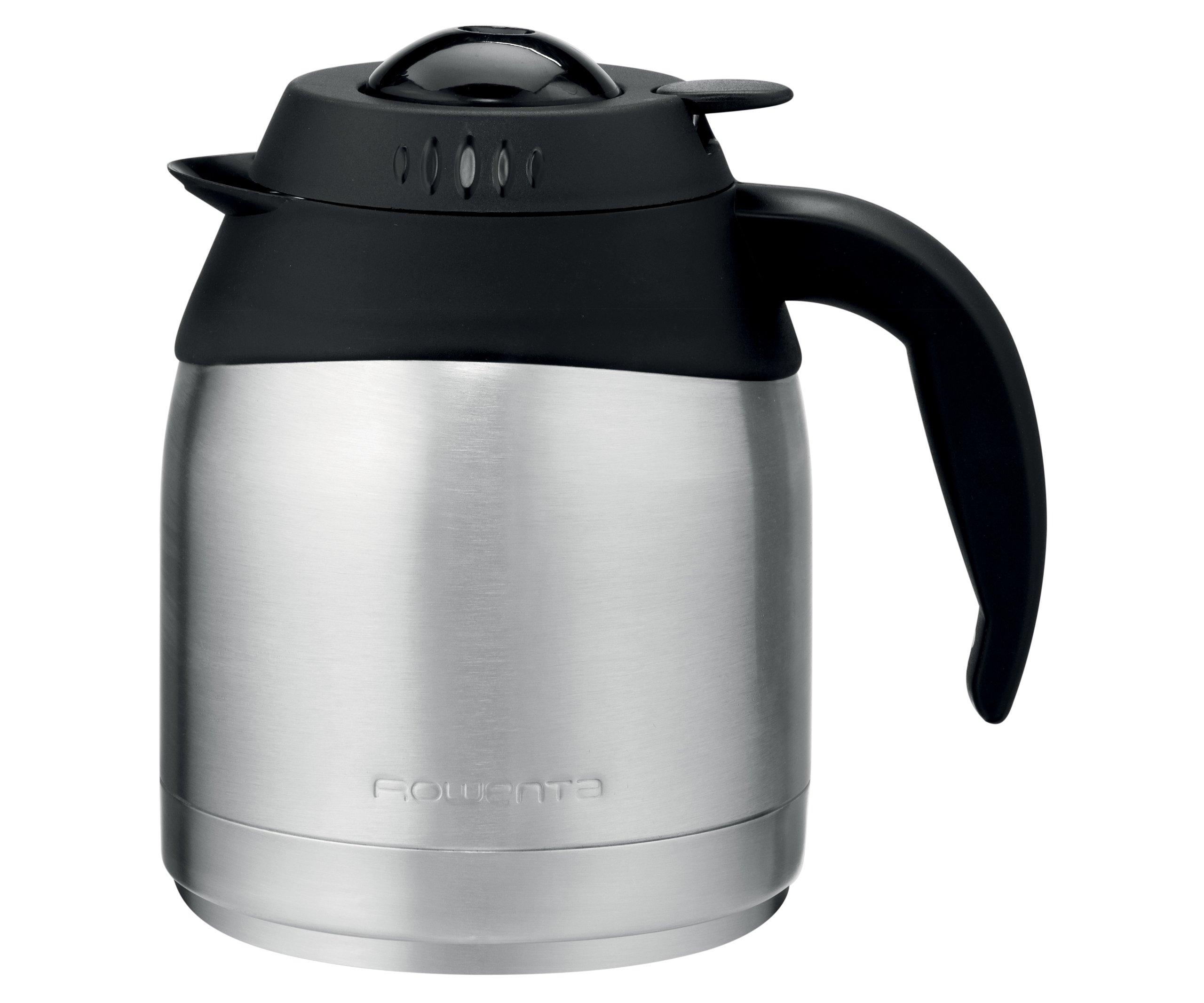 Rowenta-CT-3818-Kaffeemaschine-Milano-10-Tassen-Thermokanne-mit-4-Stunden-Warmhalte-Funktion-Tropf-Stopp-schwarz