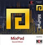MixPad Audiodatei-Mixer – Musik selber mixen [Download]