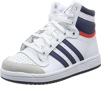 adidas Top Ten Hi C, Scarpe da Basket Ragazzo