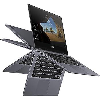 Asus VivoBook Flip 14 TP412UA 90NB0J71-M05090 35,5 cm (14 Zoll Full HD Touch) Convertible Notebook (Intel Pentium 4415U, 4GB RAM, 128GB SSD, Intel HD-Grafik 610, Win 10 Home) star grey