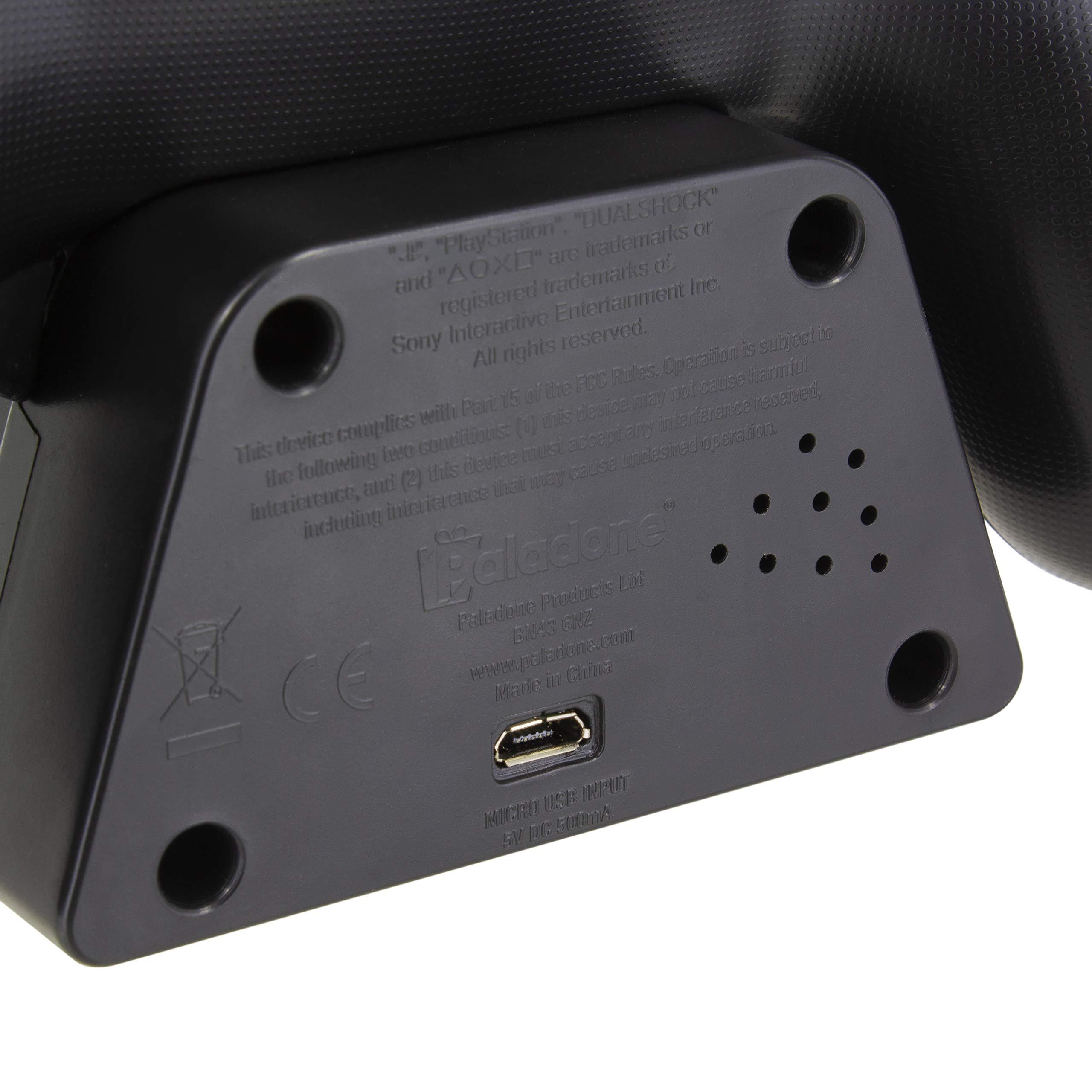 Playstation Digital Réveil LCD | PS4 Dualshock Controller