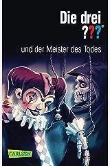 Die drei ???: und der Meister des Todes Taschenbuch