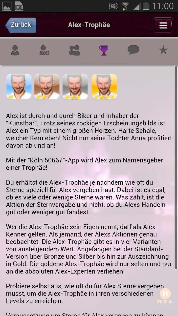 kln 50667 amazonde apps fr android - Koln 50667 Bewerben