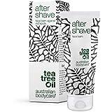 Australian Bodycare after shave 100 ml | Tea Tree Oil Aftershavelotion för röda prickar och inåtväxande hår efter rakning | S