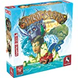Pegasus Spiele 51896G – Spirit Island (tysk utgåva)