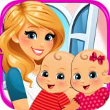 Best Beansprites LLC App Games - My Newborn Twins Baby & Mommy Care Review