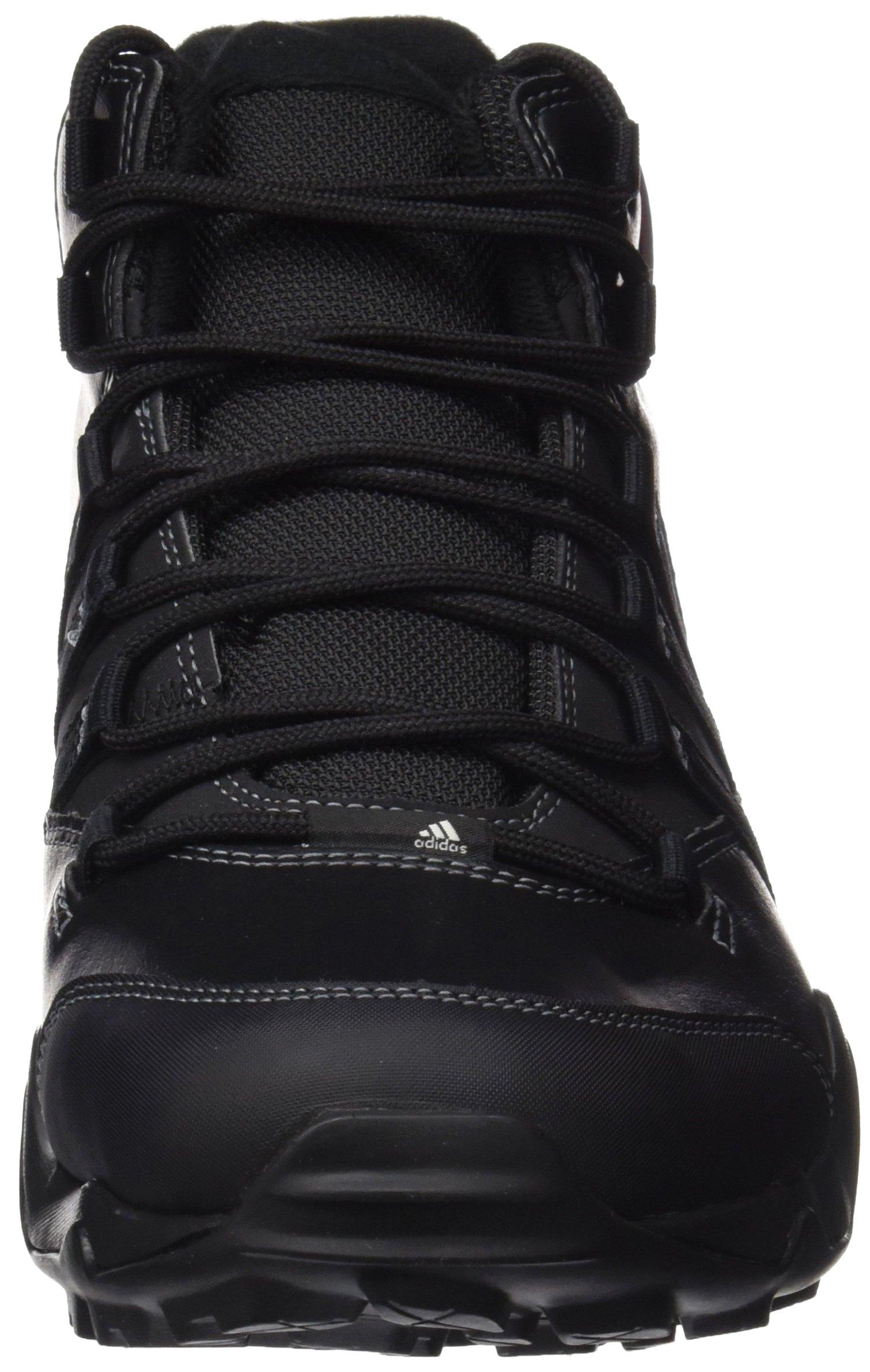 81hhS3DQ21L - adidas Men's Terrex Ax2r Beta Mid Cw High Rise Hiking Boots