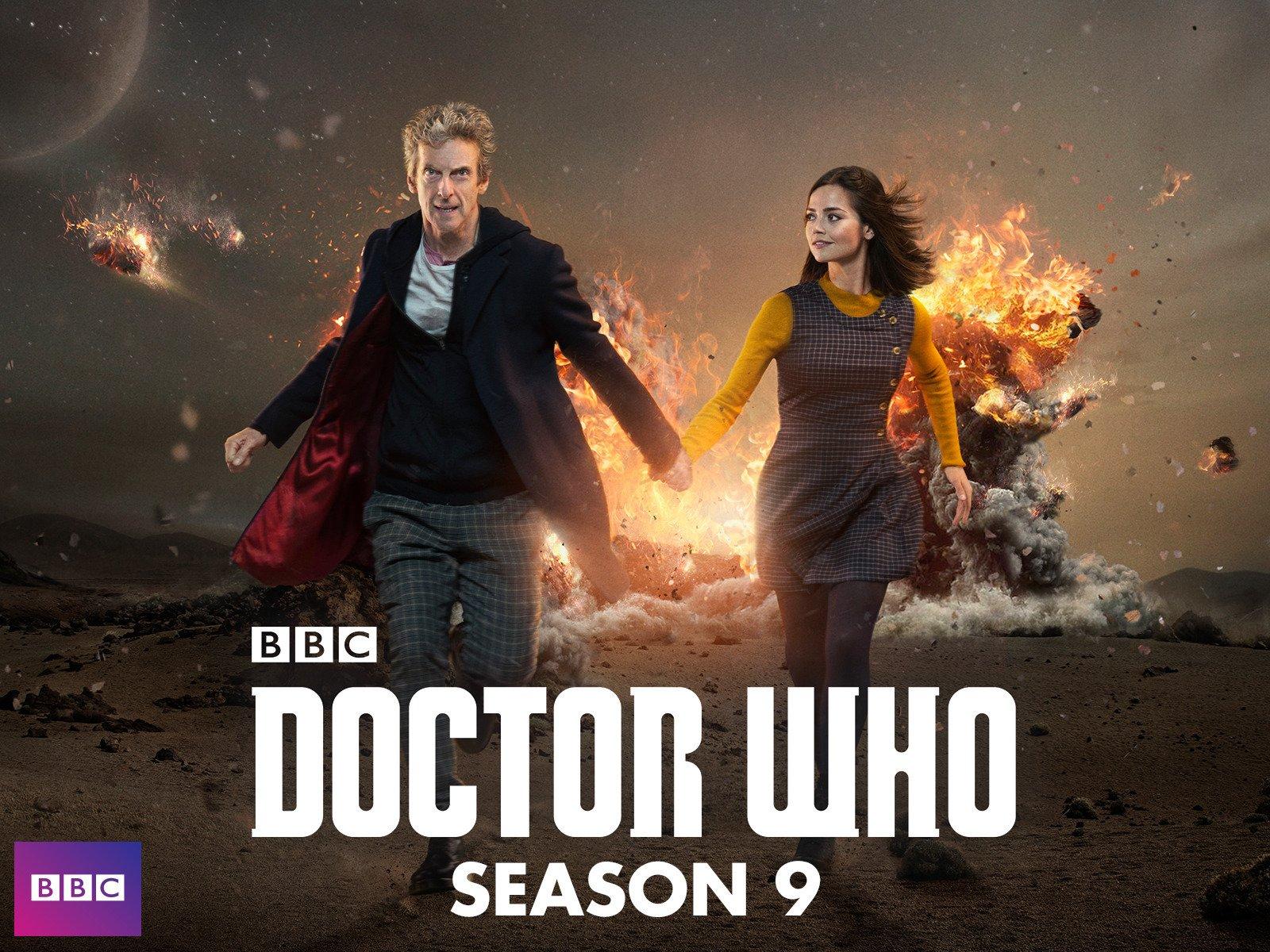 Dr Who Season 9