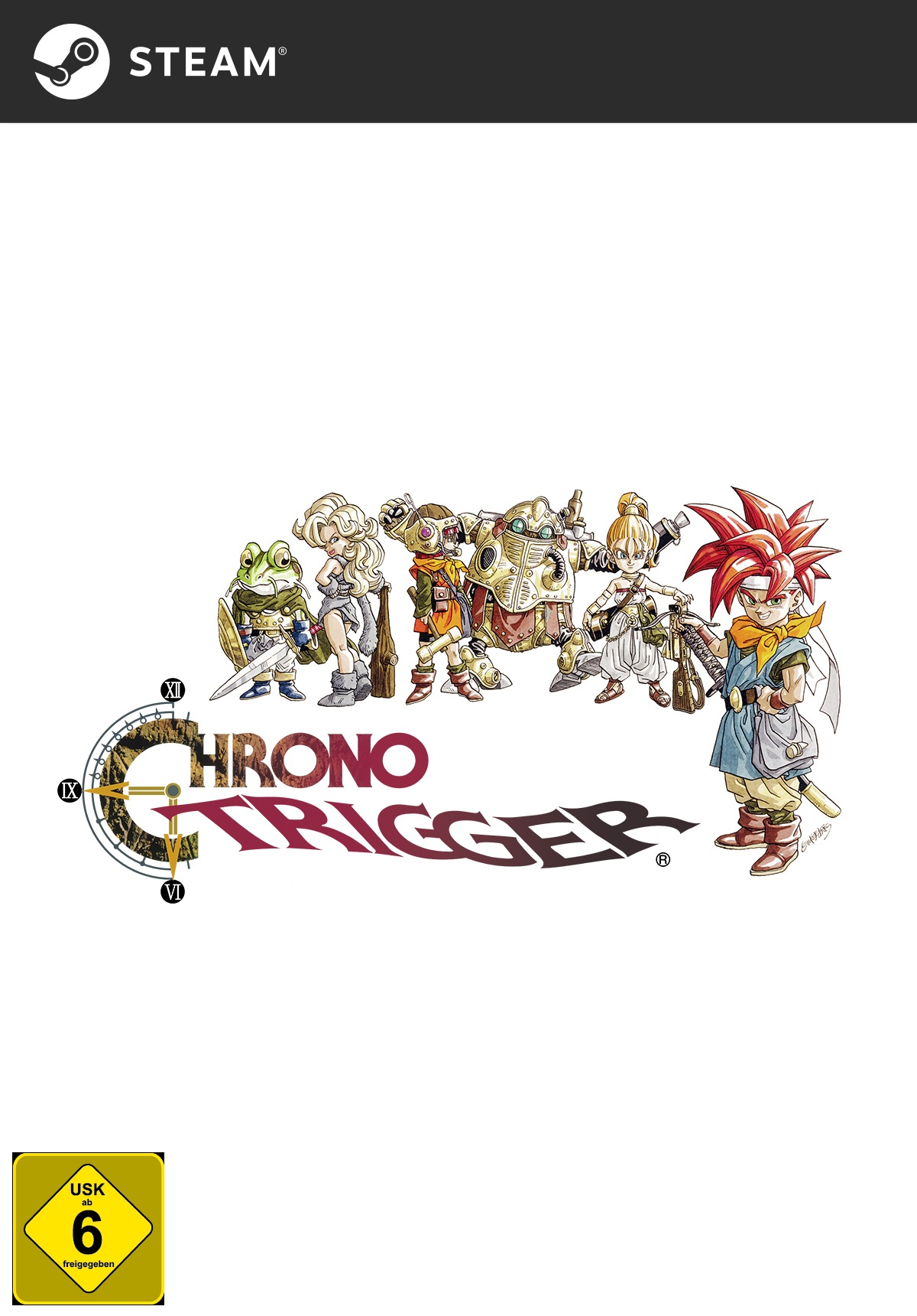 CHRONO TRIGGER [PC Code - Steam]