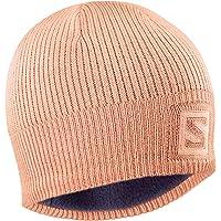 SALOMON - Logo, Beanie Hat Unisex - Adulto