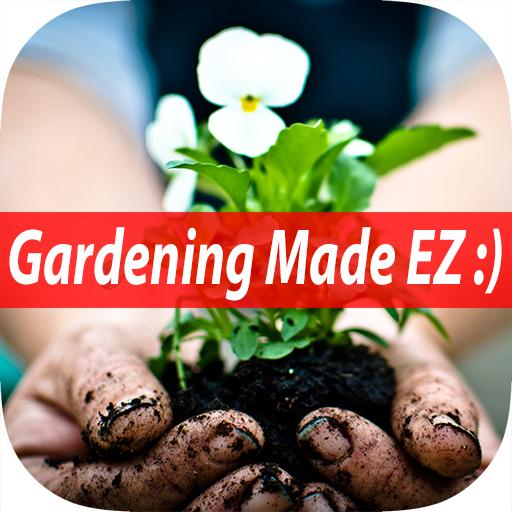 Easy Gardening Ideas - Vegetable, Flower, Organic Garden Planing Guide & Tips For Beginners