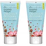 Aroma Magic White Tea and Chamomile Face Wash, 100 ml (Pack of 2)