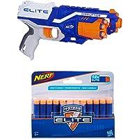 Nerf Strike Elite Disruptor - Blaster & 12 Dart Refill Combo