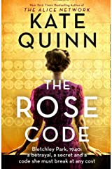 The Rose Code: the most thrilling WW2 historical Bletchley Park novel of 2021 from the bestselling author Kindle Edition