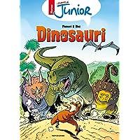 Dinosauri. I fumetti di Focus Junior