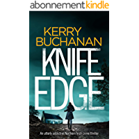 KNIFE EDGE an utterly addictive crime thriller full of twists (Detectives Harvey & Birch Mysteries Book 1) (English…