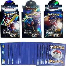 spgift Pokemon Sun & Moon Ultra Prism Booster Cards