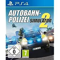 Autobahn-Polizei Simulator 2 (PlayStation PS4)