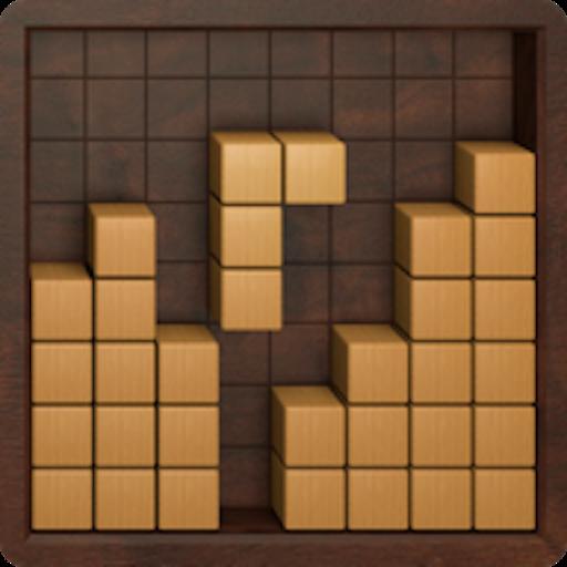 Wood Cube Puzzle - Music Box