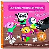 Libro de sonidos. Los instrumentos de música