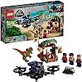 Lego 6250526 Lego Jurassic World Dilophosaurus Ontsnapt - 75934, Multicolor