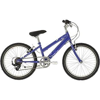 Raleigh Krush 11/20 Girls\' Kids Bike Lilac, 13\