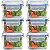 RYLAN Airtight Food Storage Containers Plastic Kitchen Storage Jars and Container Set, Kitchen Storage Container, Jar Set for