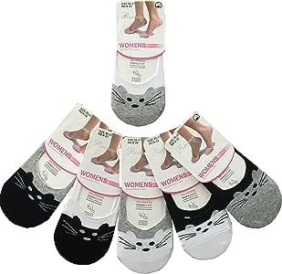 Calze Corte Sneaker Uomo Donna con Taglio Basso Invisibili di Cotone Antiscivolo Weekend Peninsula 8 Paia di Calzini Fantasmini Corti Uomo Donna
