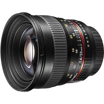 walimex pro 50/1,4 DSLR Canon EF