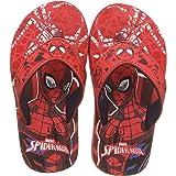 Spiderman Boy's Red/Navy Flip-Flops - 5 Kids UK/India (22 EU)(SM1FBF1503)