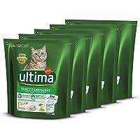 Ultima Cibo per Gatti per Preveneri Problemi alle Vie Urinarie con Pollo, Confezione da 5 x 750g, Totale: 3.75 kg