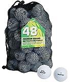 Second Chance Slazenger de qualité de balles de Golf de récupération Qualité supérieure (Grade A)
