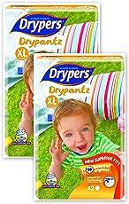 Drypers Drypantz Diaper (X- Large - 84 Count)