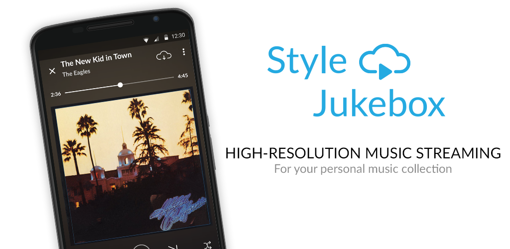 Style Jukebox - Store and Play your FLAC, MP3, M4A, ALAC, WAV 24/192 -  Hi-Res Lossless Music Cloud Player