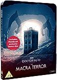 Doctor Who The Macra Terror [Blu-Ray 3-Disc Steelbook] [2019]