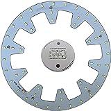 LED Modul 24 Watt warmweiß - Umbau Set für Deckenleuchte Ringlampe Deckenleuchte Rundlampe Röhrenlampe G10q