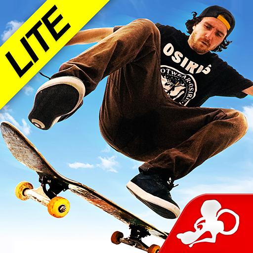 Skateboard Party 3 Lite ft. Greg Lutzka -